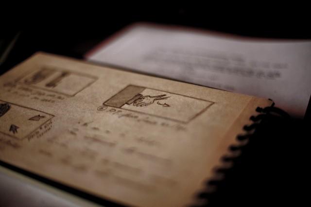Cuaderno de story