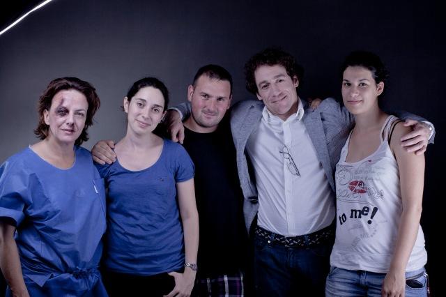 Foto de parte del equipo