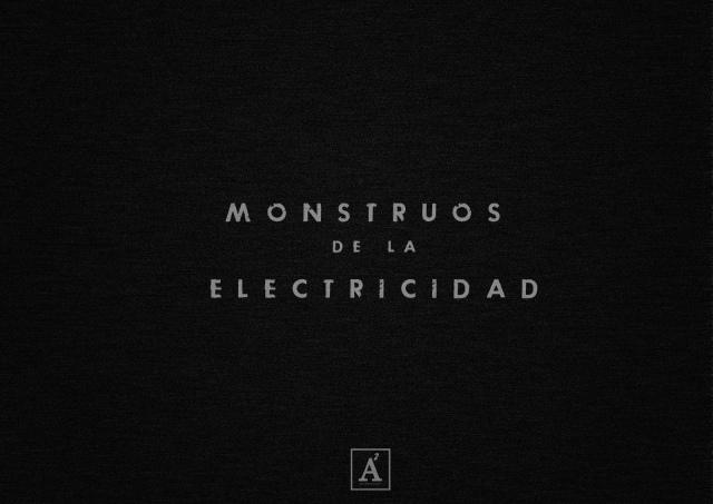 teaser monstruos de la electricidad